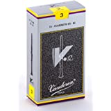 Vandoren Traditional Ance 3 V 12 per Clarinetto Sib, 10 pezzi