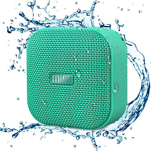 MIFA Mini Altavoz Portátil Bluetooth 4.2 Impermeable