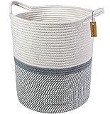 goodpick Große Baumwolle Seil basket17.7x 39