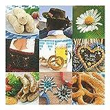 Carta + tovaglioli di carta di progettazione 'Oktoberfest' 4037698025608