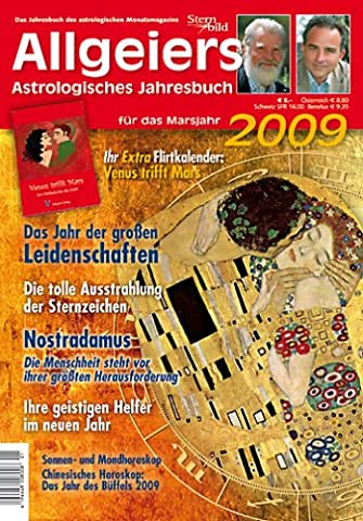 Allgeiers Astrologisches Jahresbuch 2009