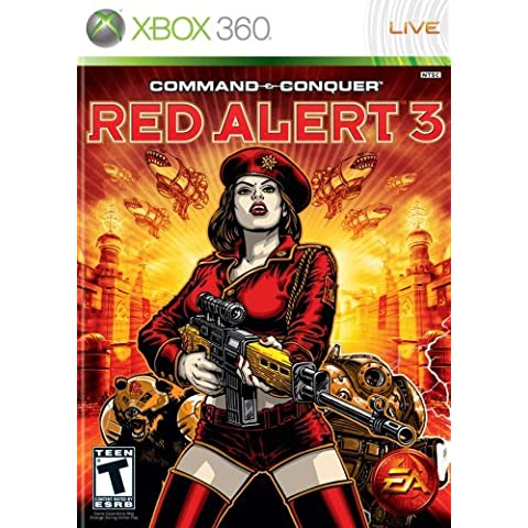 Command & Conquer: Red Alert 3 - Xbox 360 by Electronic Arts