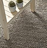 Creative Carpets Alfombra, Yute, Gris...