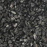 Kies wegen Deko schwarz 5kg Granulat 6–8mm Aquarium Dolce