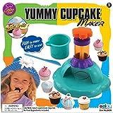 Kochen Spaß Cupcake Muffin Maker Machine Teig Presse Spender Mixer Kuchen Form Bbq Party Spielzeug