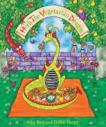 Herb the Vegetarian Dragon by Jules Bass (2008-09-01)