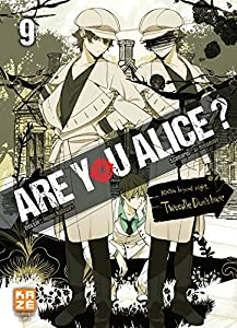 Are you Alice ? Edition simple Tome 9