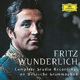 Fritz Wunderlich – Sämtliche Studioaufnahmen für Deutsche Grammophon