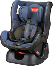 Luvlap Sports Convertible Baby Car Seat (Blue)