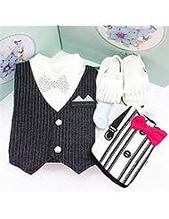 SHISHANG Set de cadeaux pour bébés Boîte cadeau Cadeaux pour bébés garçons Pour 0 à 12 mois Sac cadeau Newborn , 80cm