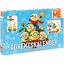 CRAZE 57422 - Calendario de Adviento Minions