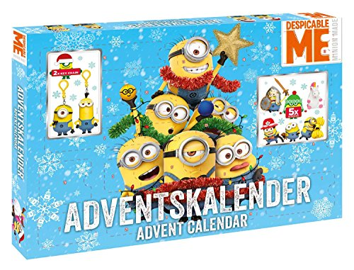 Craze Minions Adventskalender