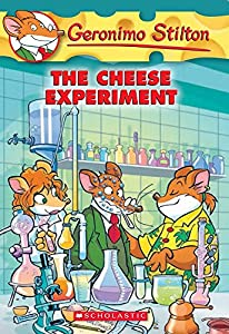 Geronimo Stilton #63? the Cheese Experiment