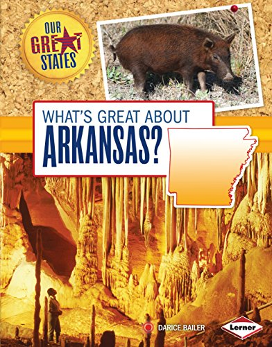 What's Great about Arkansas? (Our Great States) (English Edition)