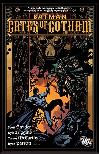 Batman Gates Of Gotham TP by Dustin Nguyen (Artist), Graham Nolan (Artist), Trevor McCarthy (Artist), (3-Feb-2012) Paperback