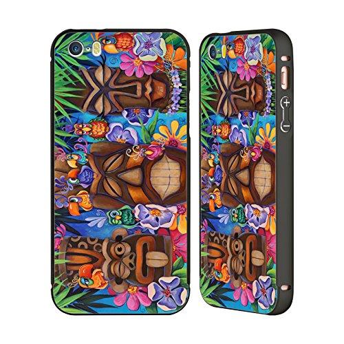 Ufficiale Denyse Klette Sentirsi Un Po Depressi Piume, Pinne E Pelliccia Nero Cover Contorno con Bumper in Alluminio per Apple iPhone 6 Plus / 6s Plus Dare LOcchio Puzzolente