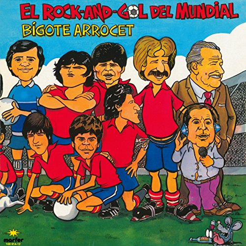 El Rock and Gol del Mundial