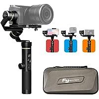 [Offiziell] FeiyuTech G6 Plus 3-in-1 3-Achsen Stabilisator Gimbal für ActionCam/spiegellose Kamera/Smartphone, Handheld…