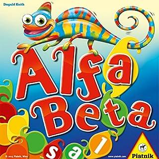 Piatnik 6348 - Alfra Beta, Stapelspiele