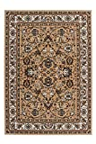 Lalee  347182381  Klassischer Teppich / Orientalisch / Beige / TOP Preis / Grösse : 120 x 170 cm