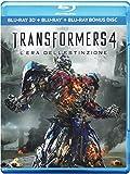 Transformers 4 - L'Era dell'Estinzione 3D (3 Blu-ray);Transformers: Age Of Extinction