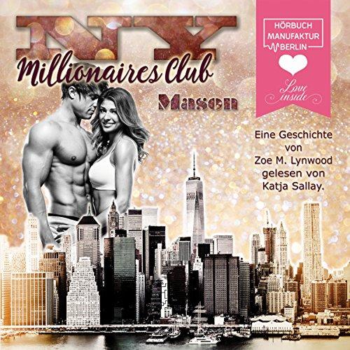 Buchseite und Rezensionen zu 'Mason (Millionaires Club 4)' von Zoe M. Lynwood
