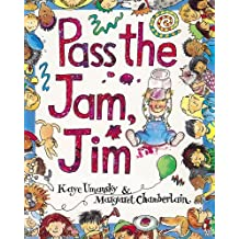 Pass the Jam, Jim (Red Fox Picture Books) by Kaye Umansky (1993-08-01)