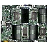 Supermicro MB SMH mbd-h8qgi + -f-b Carte mère (32x DIMM sockets, double port Ethernet, sr5690/SR5670+ SP5100Chipset)