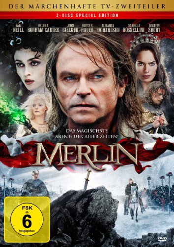 Merlin [Special Edition] [2 DVDs] (Limited Edition Grace)