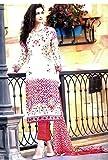 Rosaniya Un-stitched Cotton Cambric Prin...