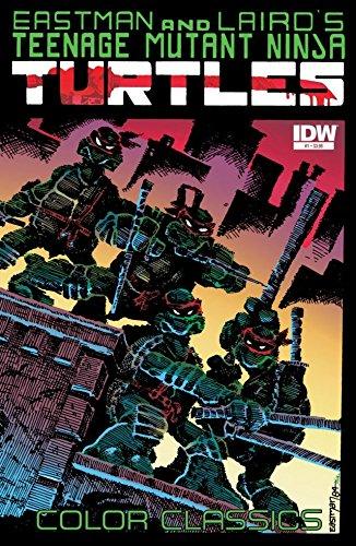 Teenage Mutant Ninja Turtles: Color Classics #1 (English ...