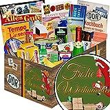 Frohe Weihnachten | DDR Geschenkkorb | Spezialitäetn DDR
