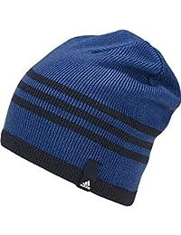 f6568e552b48a2 Adidas Kids Tiro15 Beanie - Blue/Collegiate Navy, One Size