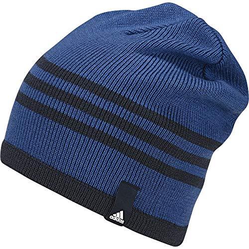 adidas Kinder Mütze Fussball TIRO BEANIE, blue/conavy, OSFY, BQ1659 -
