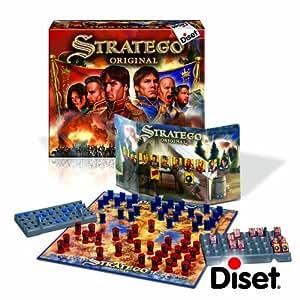 Diset - 80511 - Jeu de Stratégie - Stratego Original
