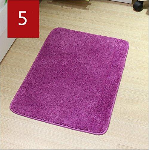 GFYWZ Zerbino di salotto di casa skid tappeto assorbente , 5 , 40*60cm