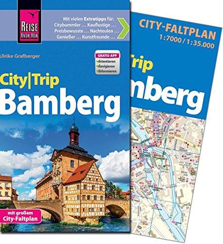 CityTrip Bamberg: Reiseführer mit Faltplan und kostenloser Web-App