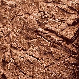 Juwel Aquarium 86932 Background Stone Clay -Strukturrückwand