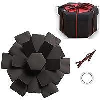 DIY Explosion Gift Box Photo Album Scrapbooking for Surprise Birthday DIY Scrapbooking Photo Album Gift Box for Birthday…