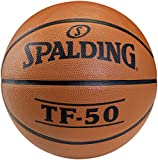 Spalding TF50 Outdoor 73-852Z Ballon de basketball 5