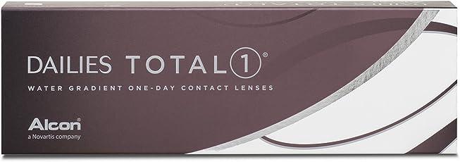 Dailies Total 1 Tageslinsen weich, 30 Stück / BC 8.5 mm / DIA 14.1 / -1.75 Dioptrien