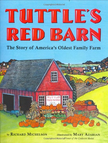 Tuttle's Red (Red Barn Ranch)