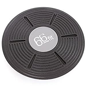 66fit Wobble Balance Board 36cm - Includes Balance