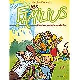 Les Familius, Attention, enfants serviables ! - Tome 3: Tome 3 (BANDE DESSINEE)