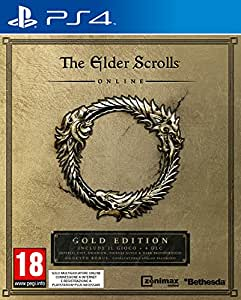 The Elder Scrolls: Online - Edizione Gold - PlayStation 4