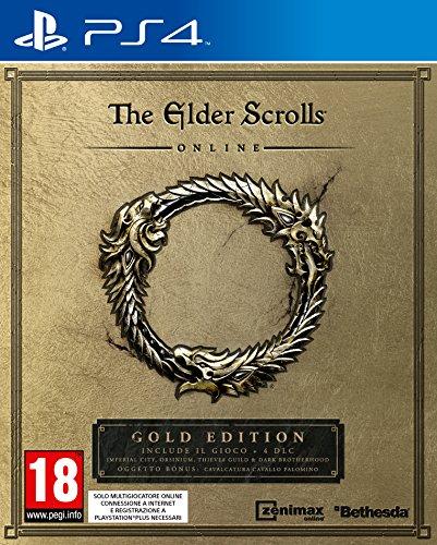 The Elder Scrolls Online - Gold Edition - PlayStation 4
