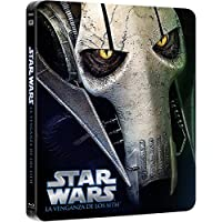 Star Wars III: La Venganza De Los Sith - Edición Metálica
