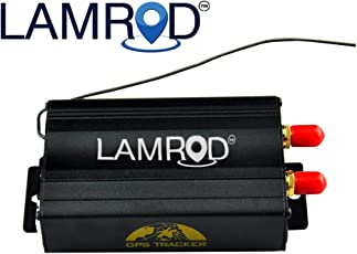 LAMROD TK103 Fuel,Engine Cut GPS TRACKER for CAR