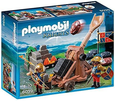 Playmobil - 6039 - Jeu De Construction - Chevalier Aigle