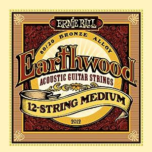 Ernie Ball Earthwood Phosphor Bronze Acoustic Guitar